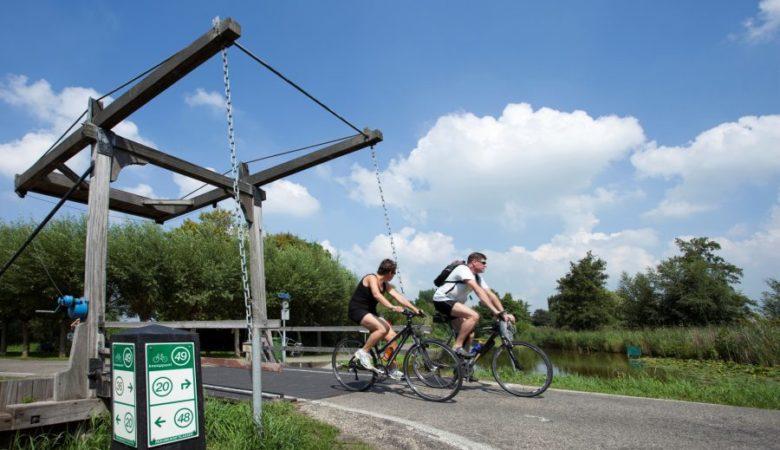 Opnieuw petitie om vrijliggend fietspad langs Breevaart